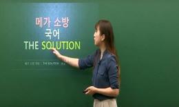 문제 해결에 최적화 국어 THE SOLUTION